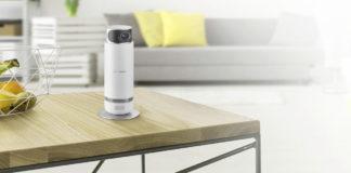 test de la caméra de surveillance bosch 360