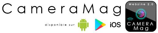 logo de cameramag, le webzine dediée à la sécurité de votre domicile et a la domotique