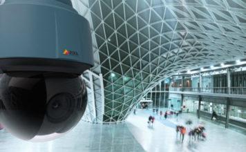 illustration montrant une caméra de surveillance dans un lieu sensible