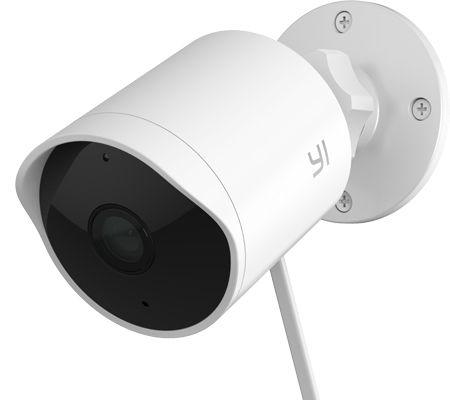 photo de la caméra de surveillance YI outdoor camera 1080p