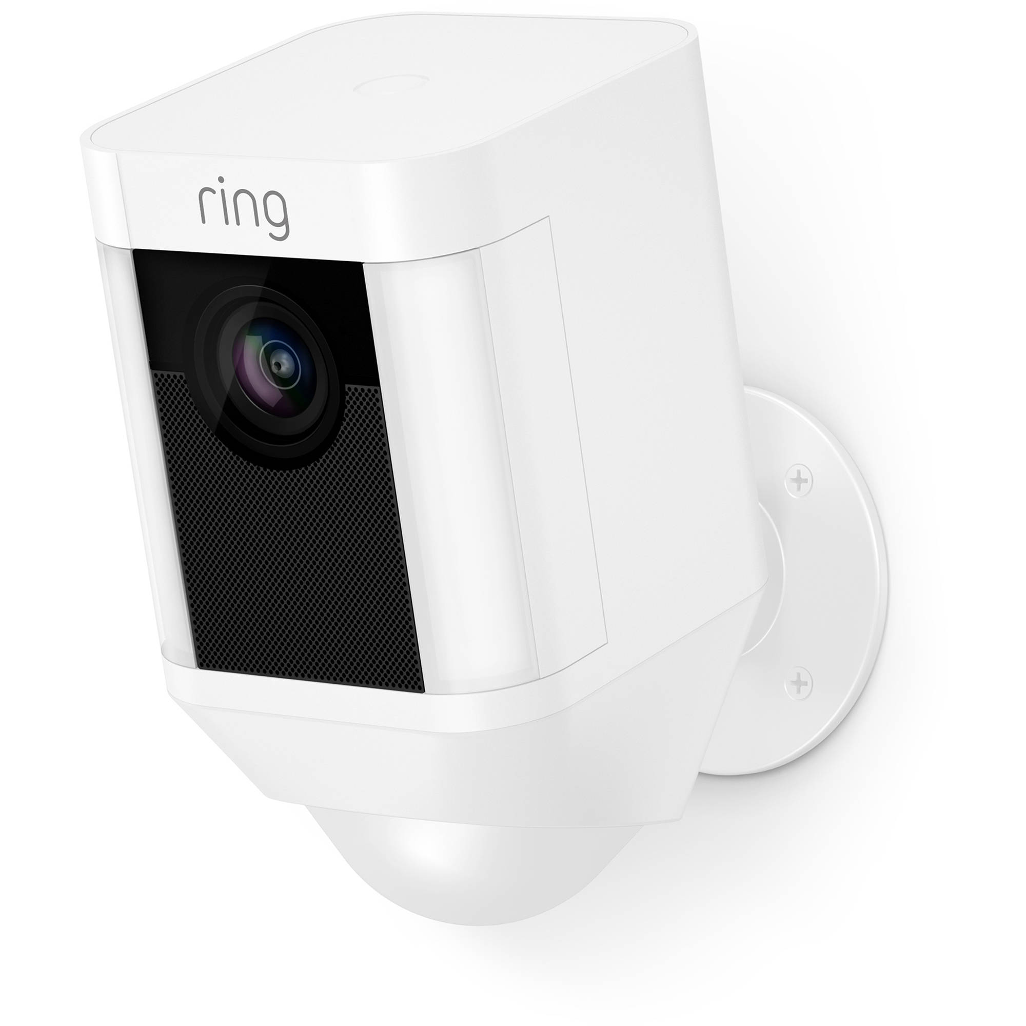 photo de la camera de surveillance ring spotlight cam battery