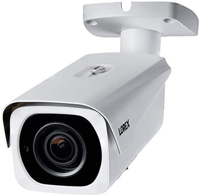 photo d'une camera de surveillance lorex